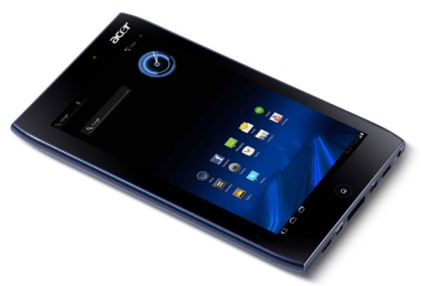 iconia Acer Iconia Tab to hit shelves in UK on 20th April