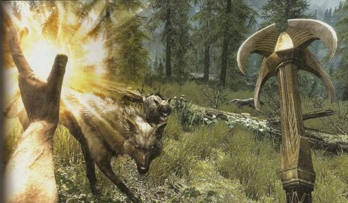 Scrolls 5 Skyrim The Best 5 Games Still to come in 2011