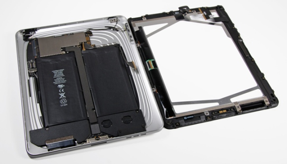 ipad battery Apple to Improve Battery in iPad 3