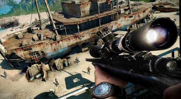 Far Cry 3 Top 10 Expected Video Games of 2013