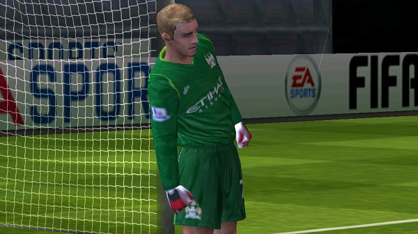 gameplay Fifa 2012: Testing the Android Capabilaties