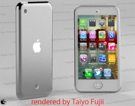 new ipod touch Next Generation iPod Touch to Feature 4 inch Screen