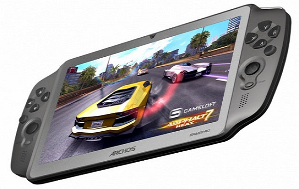 Archos gamepad 7inch tablet