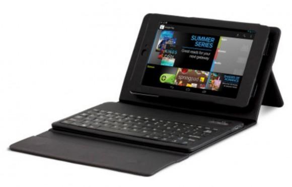 Genuine Google Nexus 7 Bluetooth Keyboard Case 580x371 Nexus 7 accessories from ASUS