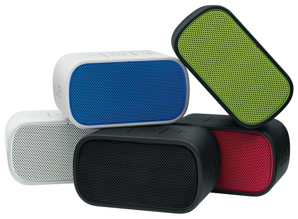 Mobile Boombox Logitech enhances the Ultimate ear series