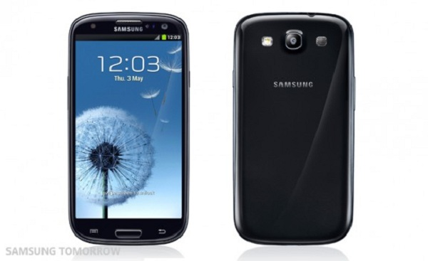 Sapphire black Samsung Galaxy S III shows up in new colors