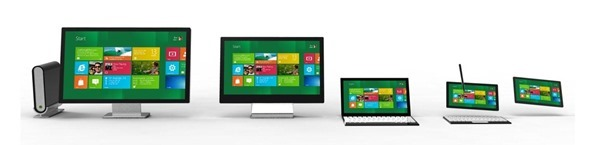Windows 8 different devices Get your windows 8 from MSDN and TechNet, free 90 day trial