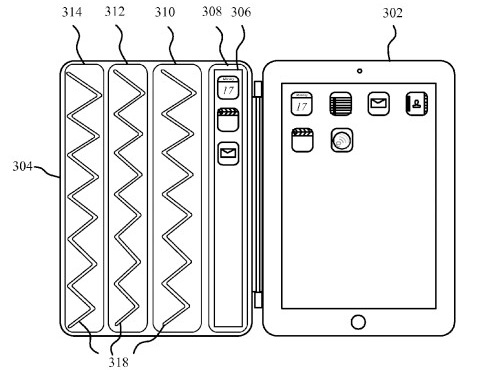 appleipad Apple to add Secondary Display in Smart Cover