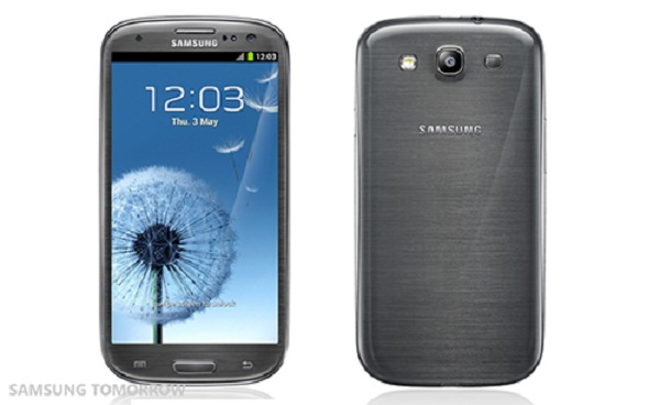 grey Samsung Galaxy S III shows up in new colors