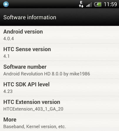sense4.1 HTC to upgrade Sense UI to 4.1