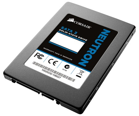Corsair Neutron Series SSD Top 5 SSD picks for 2012 for every Budget