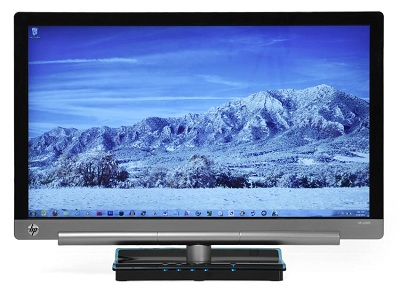 HP screen Best Desktop LED monitors under $300 for 2012