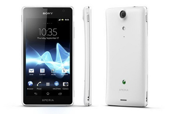 Sony XPERIA tx gx