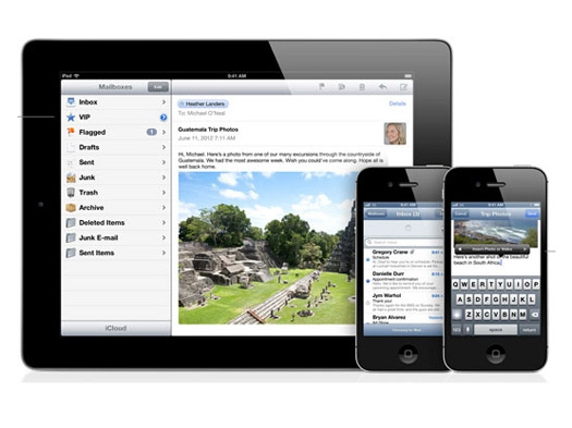VIP mail iOS 6 features, Whats New & Improved?