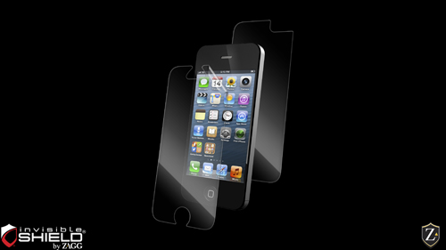 Zagg iphone 5 screen protector iPhone 5 Screen protectors and Cases reviewed