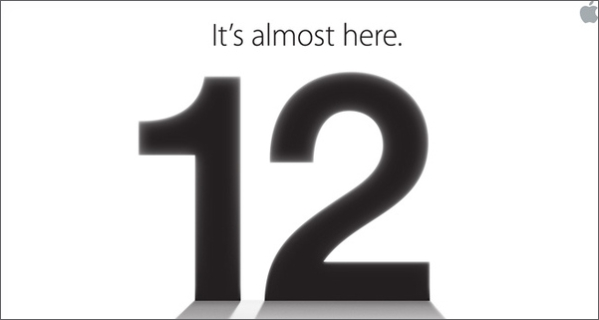 apple banner Apple Confirms iPhone Event, Date announced