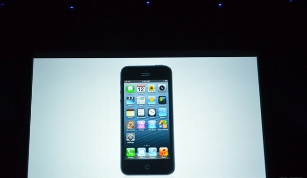 iPhone5 0555 Apple iPhone 5 released, Specifications Inside