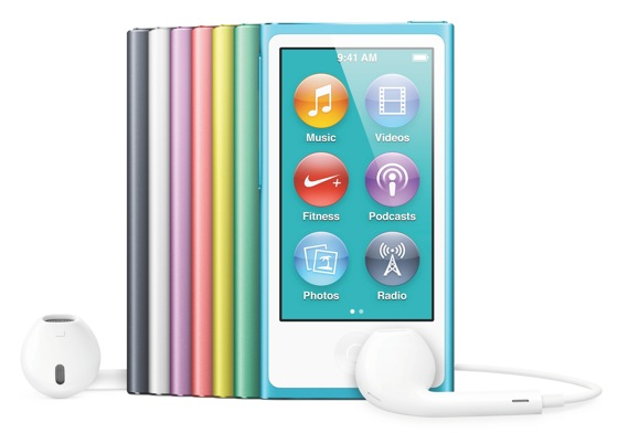 ipodnano1 Apple iPod details and Specifications