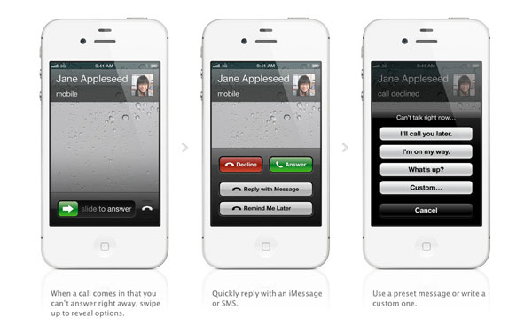 phone app ios6 iOS 6 features, Whats New & Improved?