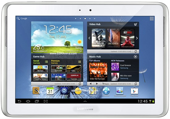 samsung galaxy note 101 n8010