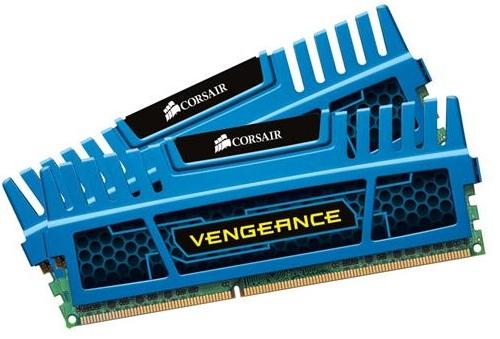 Corsair vengeance blu Top 5 Gaming PC RAM for 2012