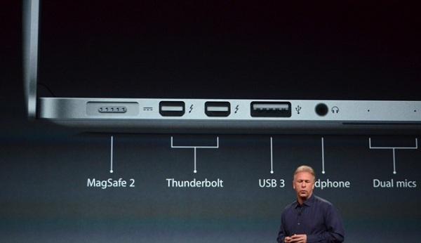 Macbook pro retina Apple Event Begins, Live Updates and Video