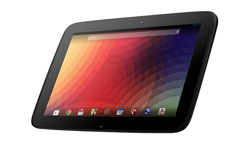 Nexus 10 2 Google Nexus 10 and LG Nexus 4 Officially Announced, specification and price inside