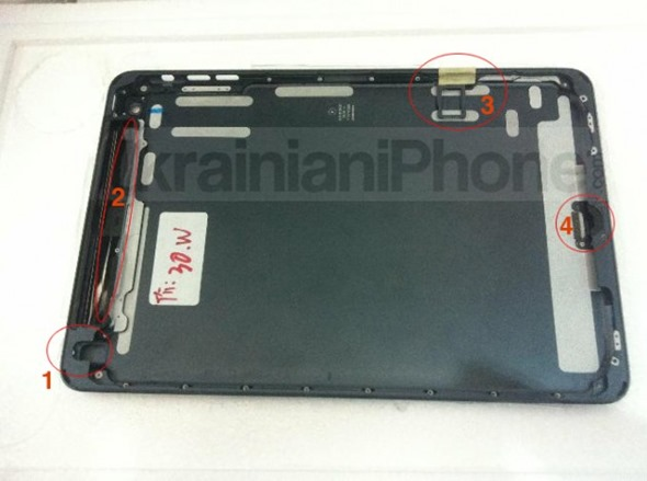 iPad Mini housing inner 630x469 iPad Mini Rumors Roundup
