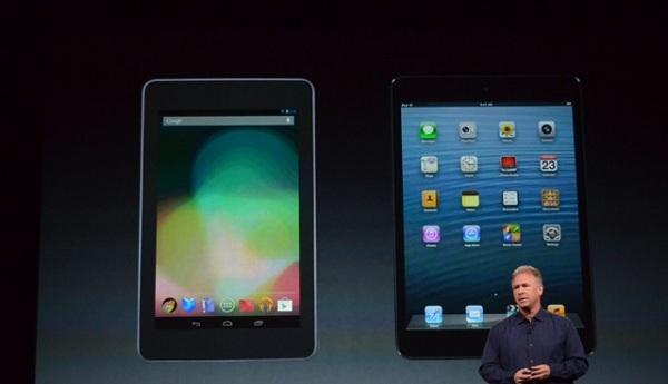 ipadmini 05671 Nexus 7 and iPad mini comparison