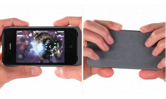 sensus hands on Sensus iPhone case adds capacitive panels to the back of iPhone