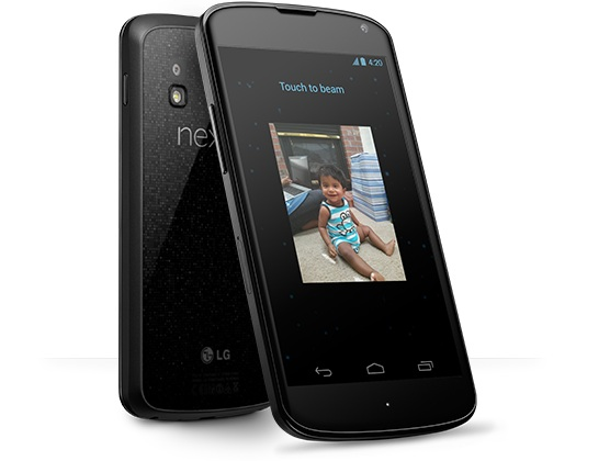 wer Google Nexus 10 and LG Nexus 4 Officially Announced, specification and price inside