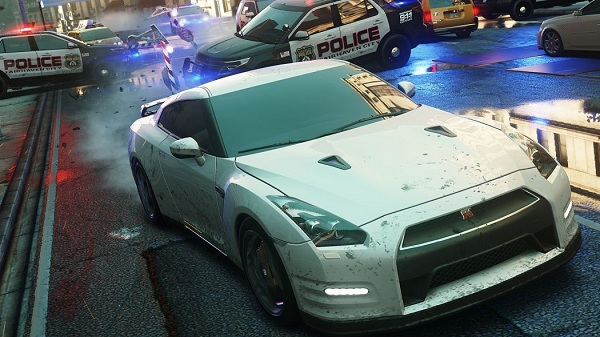 1. power pack Need for Speed Most Wanted  2 Review