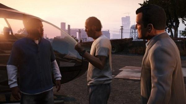 GTA V 5 Rockstar releases even more screenshots of GTA V, makes us want it even more
