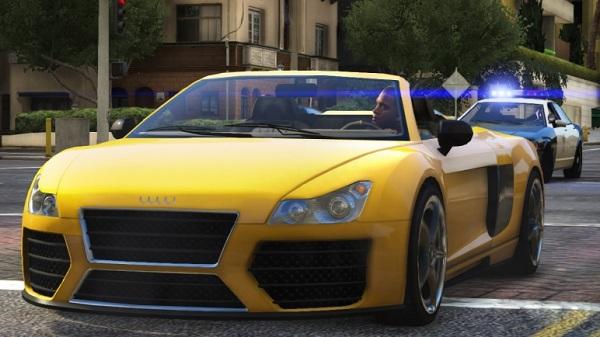 GTA V Screenshots Rockstar releases even more screenshots of GTA V, makes us want it even more