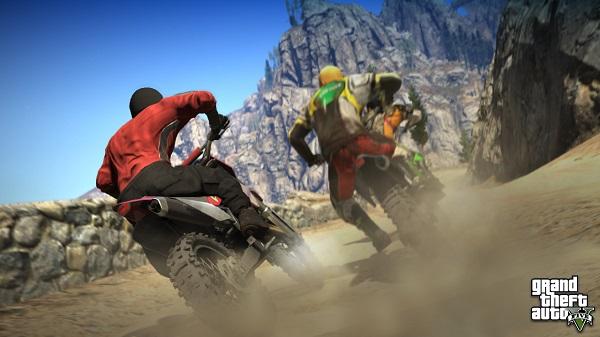 GTA V screenshots 1 Pre orders for Grand Theft Auto V, trailer and screenshots inside
