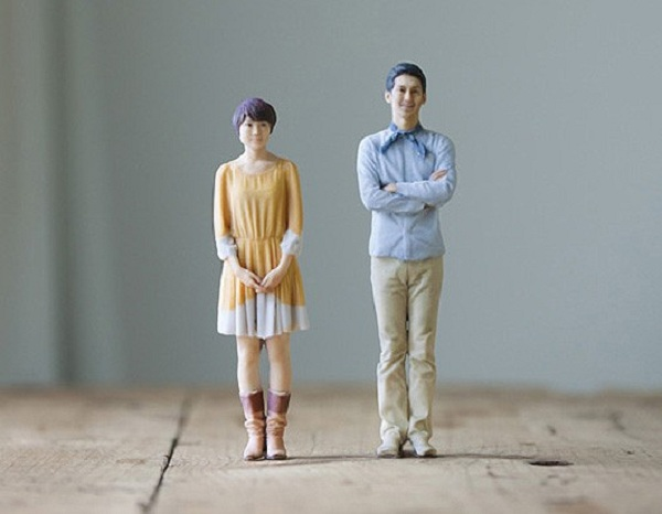 otome 3d photo booth Japan to bring the Worlds first 3D printing photo booth