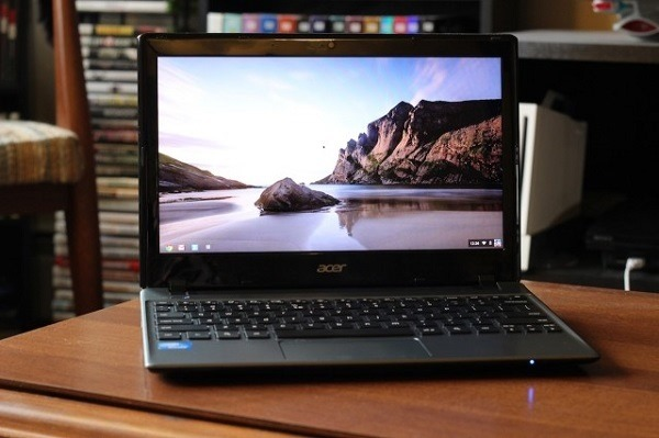 C7Chromebook Acer Updates its chrome book, bumps up hard disk space and RAM, yours for $300; But does it make sense?