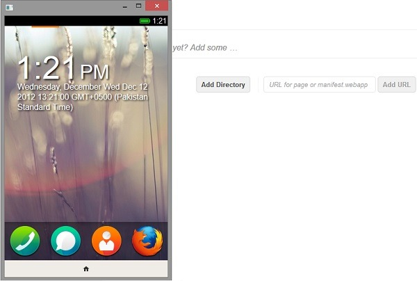 FirefoxOS1 Test out Firefox OS right on your Browser