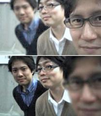 toshiba sensor 2350x401 Toshiba working on Lytro type camera