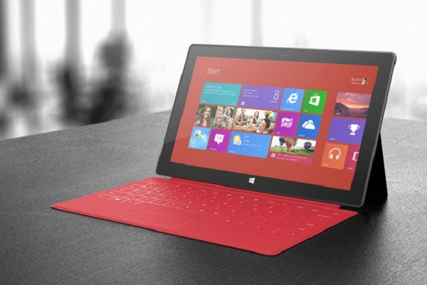 SurfaceRT The technological let downs of 2012