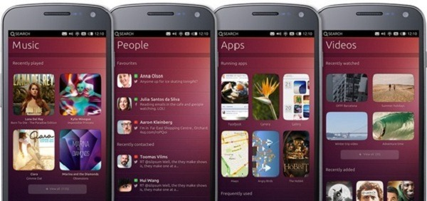 UbuntuOS A good start to 2013, here is a glimpse of future OS of Smartphones