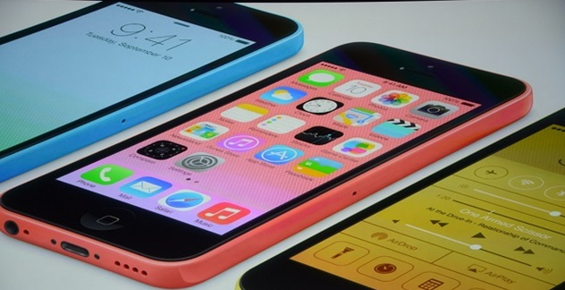 5C iPhone 5S, iPhone 5C Announced, Will Be Available 20th September