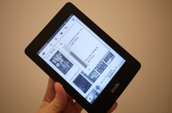 Kindle picb Amazon Rolls Out New Kindle Paperwhite Reader For Just $119