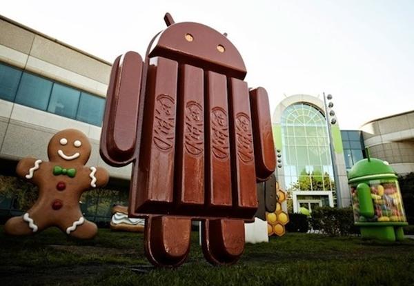 kitkat google Google Names Android 4.4 KitKat