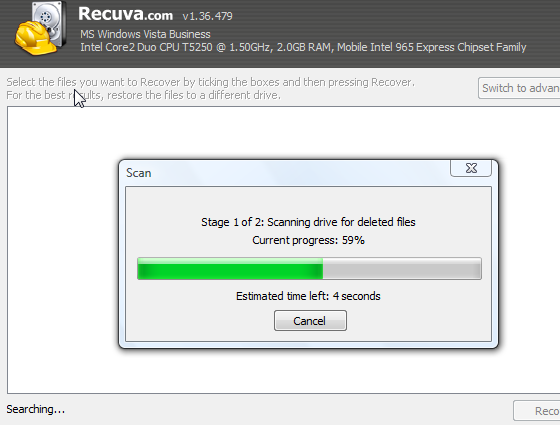 rec51 Recover Your Lost Files, Data Using Recuva for Free