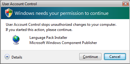uac How to turn off User Account Control in Windows Vista