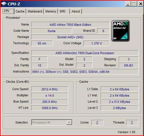 cpu z AMD Introduces a new CPU/GPU for mainstream
