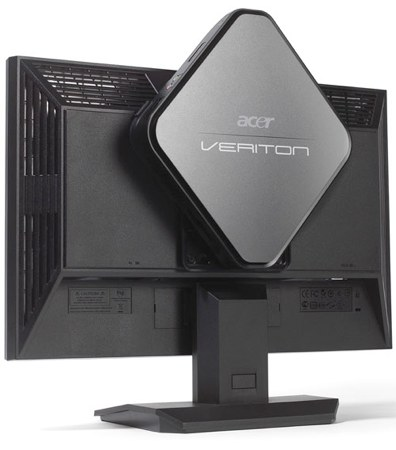 acer nettop Acer Veriton N260G nettop targets businesses