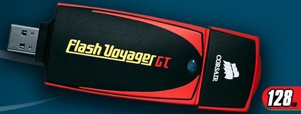flash voyager gt Corsair 128 GB flash Voyager