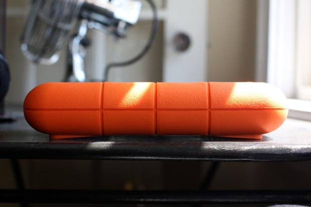 lacie harddrive LaCie 1TB Rugged XL external hard drive goes well with netbooks
